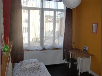 Appartager BE - Chambre  spacieuse meublé  à 1190 / WIFI  en coloc, Ixelles-Elsene - 420 € pm