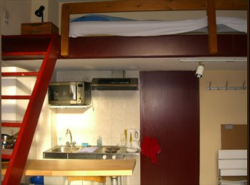 Appartager BE -  - chambre meublée à louer, Auderghem-Oudergem - 410 € pm