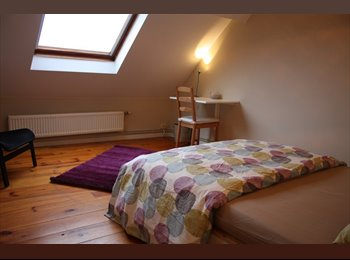 Appartager BE - Room in a House  at the European quarter, Etterbeek - 650 € pm