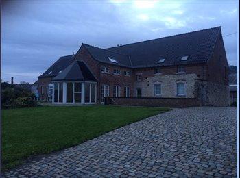 Appartager BE - Colocation dans villa de ferme , Landen - 400 € pm