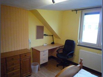 Appartager BE - Colocation tranquille dans une maison centre Arlon, Arlon - 475 € pm