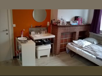 Appartager BE - location de studio-kot, Tournai - 295 € pm