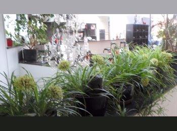 Appartager BE - Un luxueux havre de paix en ville !- Domiciliation possible, Uccle-Ukkel - 460 € pm