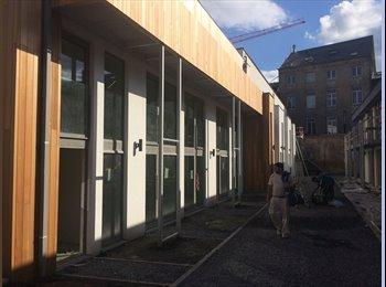 Appartager BE - Super Studio Neuf pour Etudiant à 50m de l'Université, Namur - 435 € pm