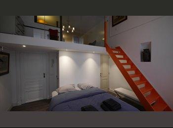 Appartager BE - Petit studio très sympa, Ixelles-Elsene - 750 € pm