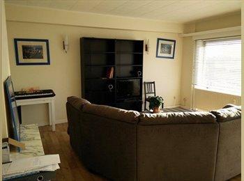 Appartager BE - petite chambre dans appartement meublé au 4e étage d'un immeuble, La Louvière - 295 € pm