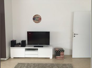 Appartager BE - appartement neuf 84 m4 -Forest court terme possible, Forest-Vorst - 500 € pm