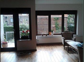 Appartager BE - Kamer te huur in ruim huis voor korte verblijfperiodes / short stays, Gand - 485 € pm
