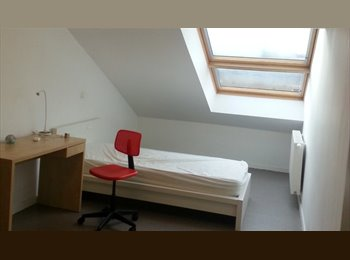 Appartager BE - room 460€ at 100m from the subway Station Saint Guidon, Anderlecht - 460 € pm