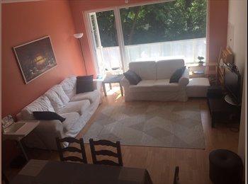 Appartager BE - chambres à louer dans chaleureux appartement, Uccle-Ukkel - 650 € pm
