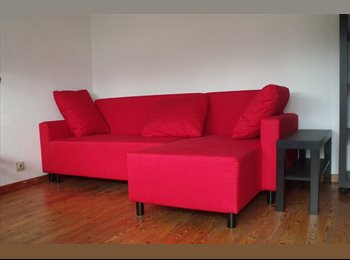 Appartager BE - Chambre avec sdb et terrasse / sunny room with shower & balcony, Watermael Boitsfort - Watermaal Bosvoorde - 500 € pm