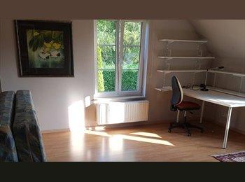 Appartager BE - Chambres à louer ds villa. Wavre, Wavre - 500 € pm