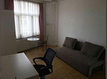 Appartager BE - Studio à Louer , Ixelles-Elsene - 525 € pm