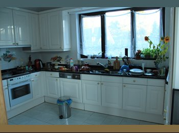 Appartager BE - Room to rent in a beautiful house with a  garden, Hoeilaart - 500 € pm