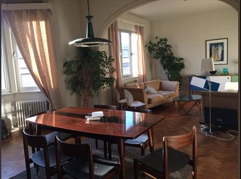 Appartager BE - HELLO,  we need one  roommate  soon ( girls ), Ixelles-Elsene - 510 € pm