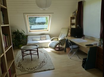 Appartager BE - Super flat in quiet environment, Waterloo - 620 € pm