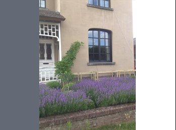 Appartager BE - Chambre dans une belle villa proche de bruxelles de la forêt de Soignes / Nice room In Villa near Br, Hoeilaart - 580 € pm