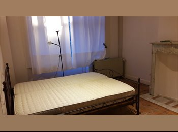 Appartager BE - COLOCATION - Charleroi - 310€ + 60€ charges, Charleroi - 310 € pm