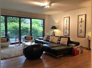 Appartager BE - Coloc sympa dans bel appartement pour 3 près de Roodebeek, Woluwe Saint Lambert - Sint Lambrechts Woluwe - 500 € pm