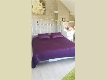 Appartager BE - Belle chambre meublée à louer, Rhode-Saint-Genèse - 500 € pm