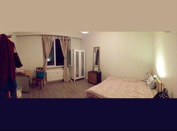 Appartager BE - Magnifique chambre (pour une personne) à St Gilles, Saint Gilles Sint Gillis - 585 € pm