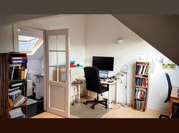 Appartager BE - Grande chambre à louer dans une grande maison en sous-location!, Etterbeek - 600 € pm