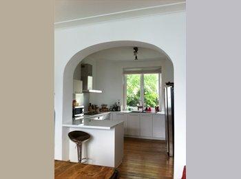 Appartager BE - Deux chambres à louer dans une belle maison avec toit-terrasse, Uccle-Ukkel - 517 € pm