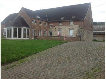 Appartager BE - Beau Studio meublé dans villa a 7160 Chapelle lez Herlaimont , Chapelle-lez-Herlaimont - 600 € pm