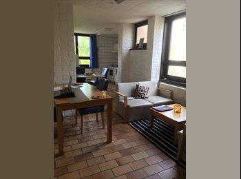 Appartager BE - Appartement entier (pas collocation) à sous-louer pour l'été 2017, Louvain-la-Neuve - 525 € pm
