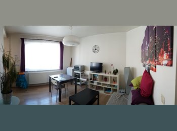 Appartager BE - Appartement 2 chambres - 755€, Anderlecht - 755 € pm