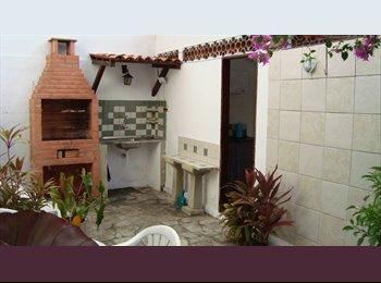 EasyQuarto BR - Mini apartamento em Manaira, 100mt. do mar, João Pessoa - R$ 850 Por mês