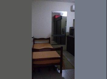 EasyQuarto BR - Divido apartamento - Praia do Meio, Natal - R$ 500 Por mês
