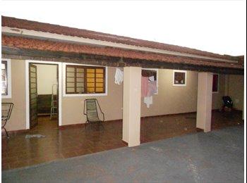 EasyQuarto BR - otimo quarto mobiliado, São José do Rio Preto - R$ 400 Por mês