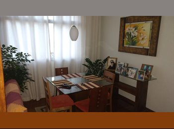 EasyQuarto BR - QUARTO PARA ALUGAR NO BAIRRO CARLOS PRATES, Belo Horizonte - R$ 750 Por mês