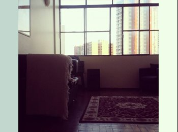 EasyQuarto BR - Alugo quarto com armários ótimos em apartamento no Centro , Goiânia - R$ 600 Por mês