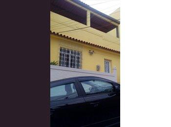 EasyQuarto BR - Confortável Casa em Pequena Vila, Engenho Novo - R$ 1.800 Por mês