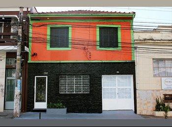 EasyQuarto BR - Republica Santana, Rua Dr Olavo Egídio..., Santana - R$ 450 Por mês