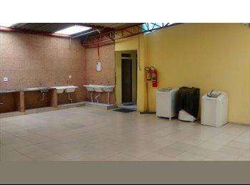 EasyQuarto BR - Alugam-se ótimos quartos de pensão na Santa Cecília!, Jundiaí - R$ 600 Por mês