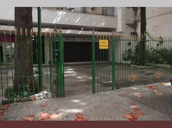 EasyQuarto BR - Apartamento mobiliado no coração carioca atrás da Rio Cenarium, Lapa - R$ 3.000 Por mês