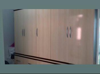 EasyQuarto BR - Ao lado do Metro ** ALUGA-SE QUARTO INDIVIDUAL ** Com banheiro privado R$ 1.400, Santana - R$ 1.200 Por mês