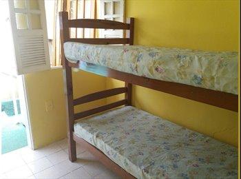 EasyQuarto BR - Oxente Hostel - Republica, Salvador - R$ 350 Por mês