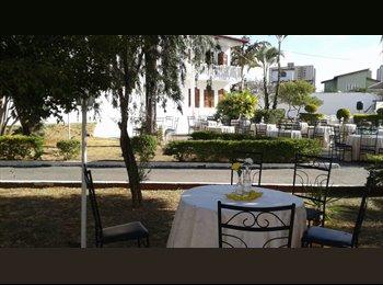 EasyQuarto BR - quarto em mansão no setor de mansões de taguatinga, Taguatinga - R$ 850 Por mês