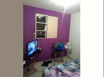 EasyQuarto BR - Divisão de um apartamento, sem depósitos, para contenção de despesas, Itaquaquecetuba - R$ 450 Por mês