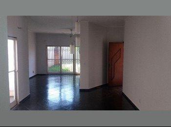 EasyQuarto BR - alugo casa com piscina, São José do Rio Preto - R$ 850 Por mês