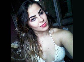 EasyQuarto BR - Amanda - 18 - Uberlândia