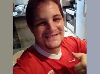 EasyQuarto BR - Marcelo - 27 - Goiânia