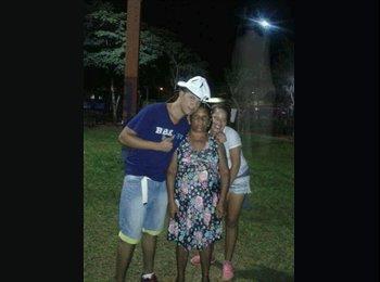 EasyQuarto BR - Beatriz - 20 - São José do Rio Preto