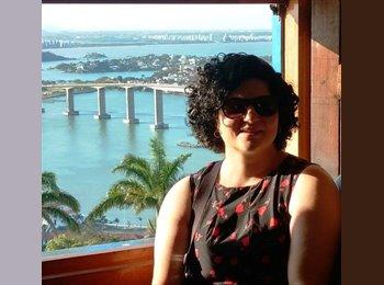 EasyQuarto BR - Ana Claudia - 31 - Curitiba
