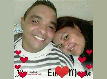 EasyQuarto BR - Raquel - 37 - São Paulo