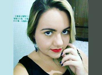EasyQuarto BR - Amanda - 20 - Vitória